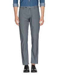 Scaglione City Casual Pants Grey