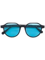 Retrosuperfuture Noto Sunglasses Black
