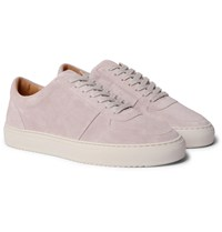Mr P. Larry Suede Sneakers Pink