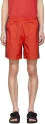 Childs Red Base Shorts