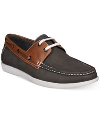 Unlisted Kenneth Cole Men's Comment Ater Boat Shoes Men's Shoes Brown