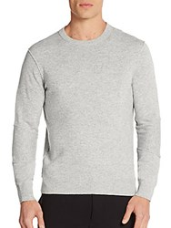 Michael Kors Cashmere Sweater Heather Grey