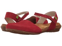 El Naturalista Wakataua N412 Tibet Shoes Burgundy