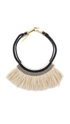 Fiona Paxton Freja Necklace Cream