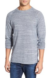 Men's Billy Reid Jersey Knit Crewneck Sweater