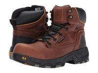 Georgia Boot Flxpoint 6 Comp Toe Brown Men's Work Boots