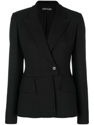 Tom Ford Skinny Blazer Black