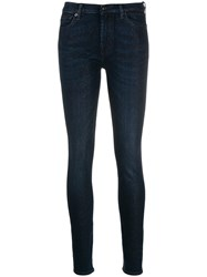 7 For All Mankind Sparkle Detail Skinny Jeans 60