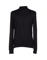 Gran Sasso Turtlenecks Black