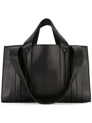 Corto Moltedo Costanza Beach Club Shoulder Bag Black
