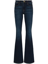 Frame Le High Mid Rise Flared Jeans 60