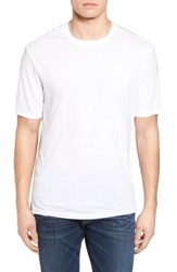 Nat Nast Men's Everything Is Better Graphic T Shirt White
