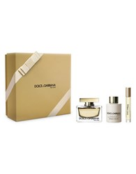 Dolce And Gabbana The One Woman Holiday Set 178.00 Value No Color