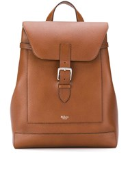 Mulberry Chiltern Backpack Brown