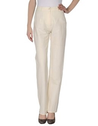 Transit Par Such Casual Pants Ivory