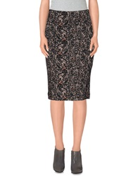 Attic And Barn Attic And Barn Knee Length Skirts