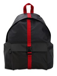 Eastpak 24L Pak'r Nylon Backpack Navy Red