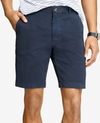 Brooks Brothers Brother Red Fleece Men's 9 Shorts Navy