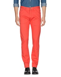 Cantarelli Casual Pants Red