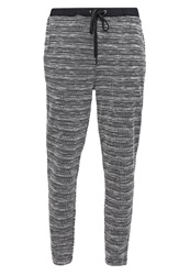 Ltb Opego Trousers Black White