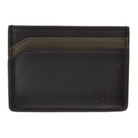 Hugo Black Subway Card Holder