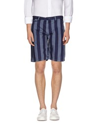 North Sails Trousers Bermuda Shorts Men Slate Blue