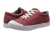 Mozo The Maven Canvas Red Women's Shoes