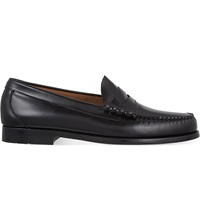 Bass Weejuns Larson Moccasin Penny Loafers Black