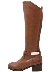 Anna Field Boots Brown