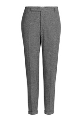Carven Pants With Wool Multicolor