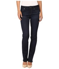 Liverpool Sadie Straight In Stone Wash Stone Wash Women's Jeans Navy