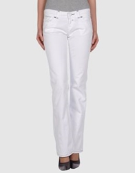 Lee Casual Pants White