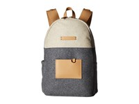 Sherpani Indie Buff Chai Backpack Bags Gray