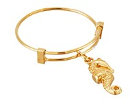 Alex And Ani Wire Ring Seahorse Gold Ring