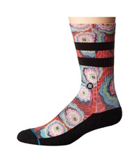 Stance Ramo Red Men's Crew Cut Socks Shoes