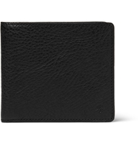 Mulberry Leather Billfold And Coin Wallet Black