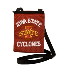 Little Earth Iowa State Cyclones Gameday Crossbody Bag Team Color