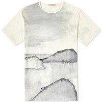 Nudie Jeans Nudie Loose Tee White
