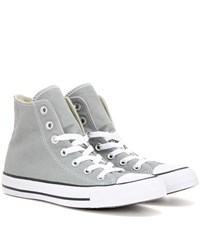 Converse Chuck Taylor All Star High Top Sneakers Green