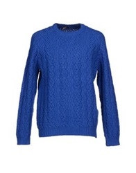 Peter Jensen Sweaters Blue