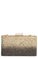 Sole Society Glitter Minaudiere
