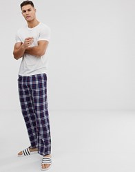 Penguin Original Poplin Check Pj Pant Black