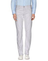 9.2 By Carlo Chionna Trousers Casual Trousers Men White