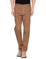 Basicon Trousers Casual Trousers Men Cocoa