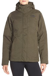 The North Face Women's 'Inlux' Hooded Insulated Jacket