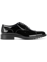 Tod's Oxford Shoes Black