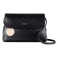 Radley Millbank Small Leather Multiway Bag Black