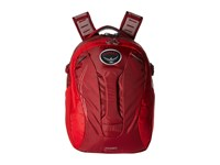 Osprey Pogo Racing Red Backpack Bags
