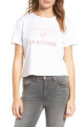 Mother Women's T Time Crop Graphic Tee