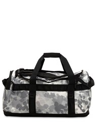 The North Face 71 L Base Camp Duffel Bag White Camo